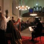 1, Loretánská muzejní noc 2014 v Rumburku, vystoupení Musica Viva, foto Klára Mágrová