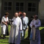 Odpustková pouť porciunkule 2009 v Loretě Rumburk, foto Klára Mágrová