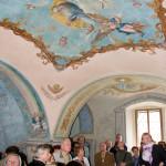 Loreta Rumburk. Prohlídka poutní kaple Svatých schodů v Rumburku. Foto Jiří Stejskal