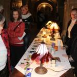 8, Loretánská muzejní noc 2014 v Rumburku, prodej regionálních výrobků, foto Klára Mágrová