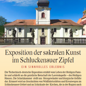 Loretokapelle in Rumburk Exposition der sakralen Kunst