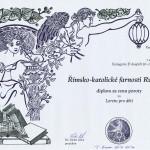 Soutěž Má vlast_Cena poroty_Loreta pro děti_24 9 2014