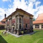 Loreta Rumburk - Loretánská kaple v Rumburku, foto Jiří Stejskal