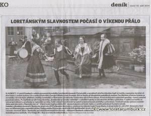 Děčínský deník, Loretánské slavnosti 2014, 16 9 2014, s 2
