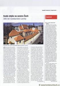 Dějiny a současnost, Zapadlí vlastenci, Loreta v Rumburku, 11, 2012, s 11