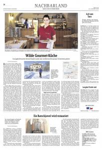 Saechsische Zeitung, KW 3 Restaurování Loreta, 22 1 2016, s 14-1