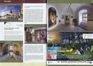 Turista, Expozice církevního umění Šluknovska, Duben 4/2014, s 10 a 11