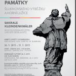 Výstava - Drobné sakrální památky Šluknovského výběžku
