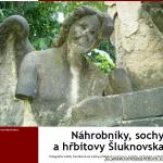 náhrobníky sochy a hřbitovy šluknovska