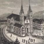 Poutní kostel ve Filipově_detail svatého obrázku_archiv ŘKF Jiříkov