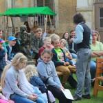 Akce pro děti v Loretě Rumburk. Foto Klára Mágrová