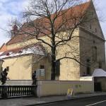 Kostel sv. Vavřince v Rumburku