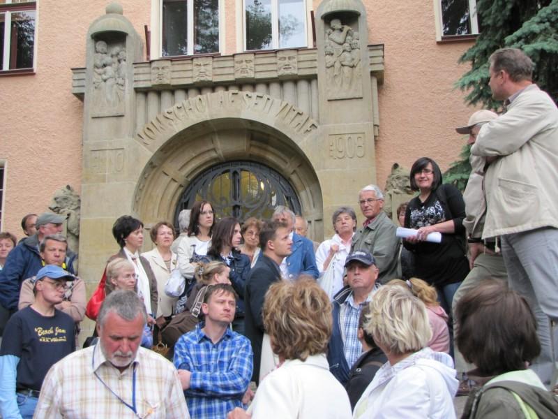 Komentované prohlídky Rumburku_foto Klára Mágrová