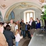 Prohlídka kaple Svatých schodů v Rumburku_foto Jiří Stejskal_na šířku