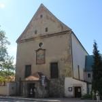 Kostel sv Vavřince v Rumburku_foto Klára Mágrová