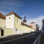 Loreta v Rumburku_ambit s kaplí Svatých schodů_foto Jiří Stejskal