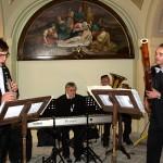 Loreta Rumburk_Koncert ke cti sv Františka_3 10 2015_kvarteto Ámos_foto Zdeněk Šeda