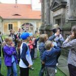 10_Loretánské slavnosti 2014 v Rumburku_komentovaná prohlídka pro děti_foto Klára Mágrová