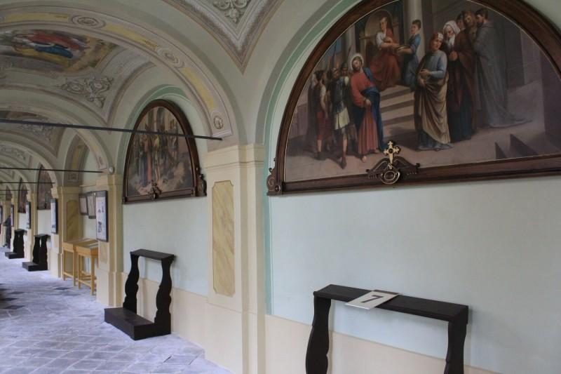 6_Loreta Rumburk_restaurované obrazy křížové cesty_28 2 2017_foto Klára Mágrová
