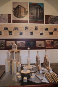 Stálá výstava Historie Lorety v Rumburku v letech 1707 až 2018, Foto Klára Mágrová