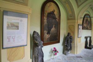 Stálá výstava Kapucínský konvent v Rumburku v letech 1683 až 1950, Foto Klára Mágrová